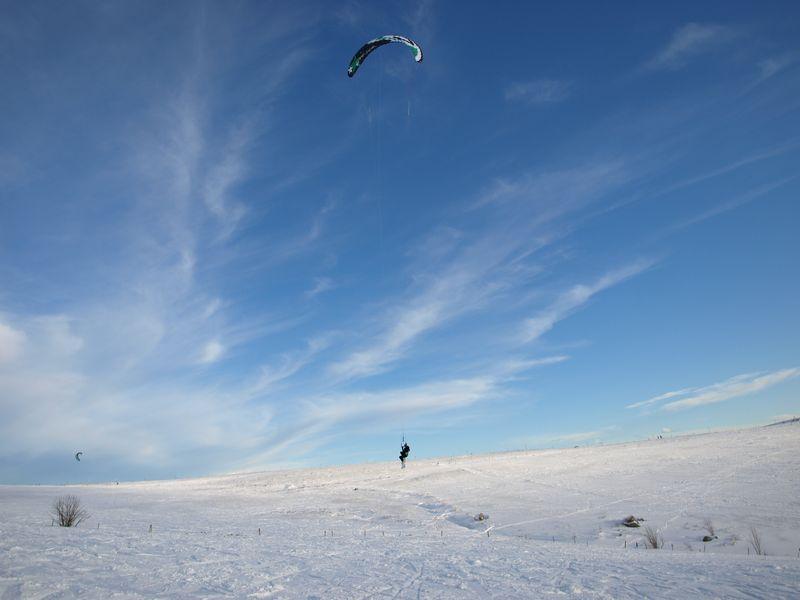Flysurfer PSycho4 12m (snowkite) PB304065
