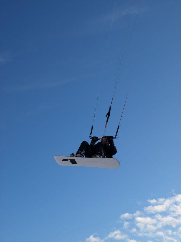 Flysurfer PSycho4 12m (snowkite) PB304111