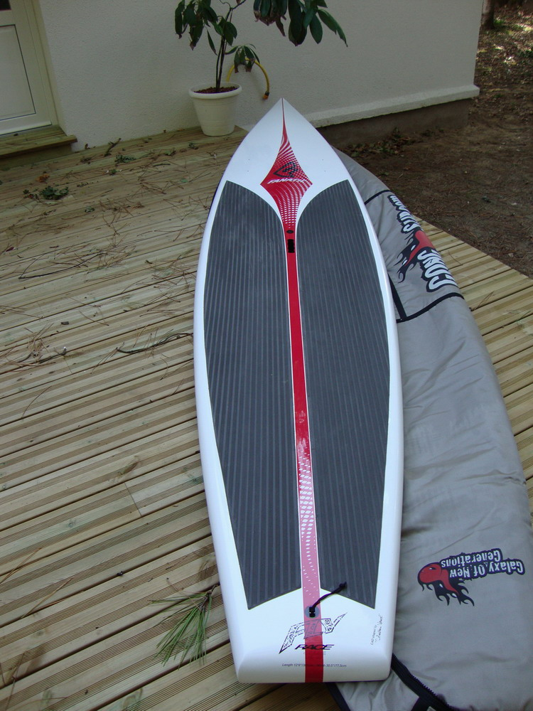 "[Vendue]Fanatic Fly Race carbone 12'6"" 1"