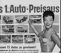 Je cherche de l'aide sur Karmann Ghia jusqu'en 1959 Reklame03