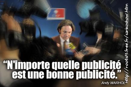 Médias, Télévision d'Etat, Propaganda Staffel LefebvreWarhol
