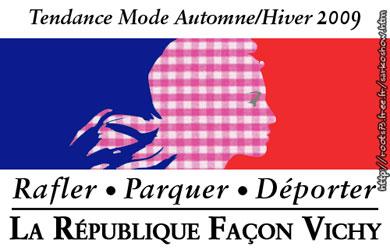 Néo-Régime de Vichy  (et néo-monstres) - Page 3 Tendance