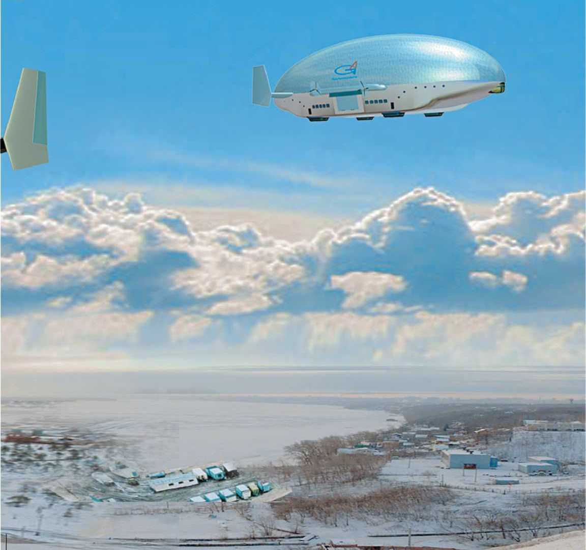 Soviet and Russian Airships Z2