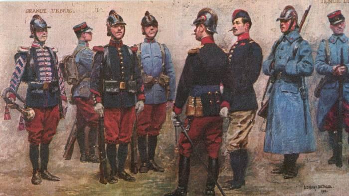 Curieux mousqueton berthier! - Page 3 Reforme-uniforme-detaille-1912