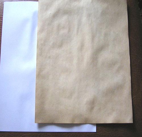 Тонируем бумагу 1339