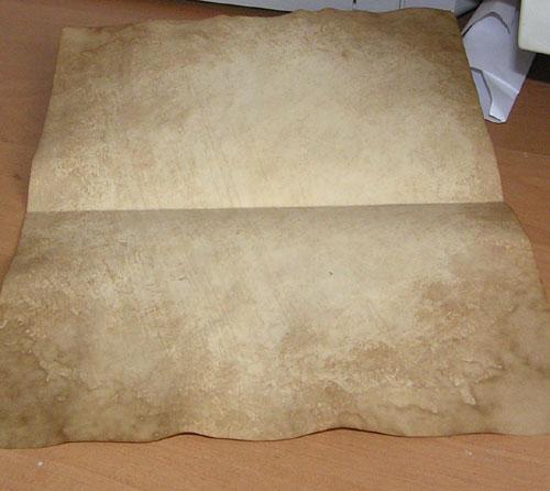 Тонируем бумагу 1340-1