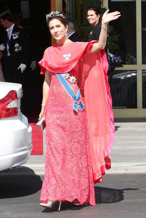 BODA DE MAGDALENA DE SUECIA Y CHRISTOPHER O'NEILL - Página 9 Princess-Mary--a