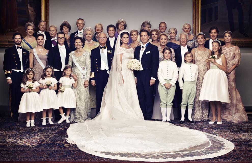 Swedish Royal Family  - Page 4 Family-1--a