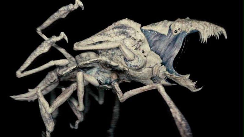 Parasitus futuris Cloverfield_Parasite