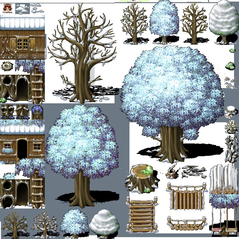 Recursos gráficos (Tilesets) PandaMaru_MV_nature3