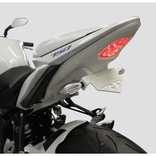 aide support de plaque Passage-roue-et-support-de-paque-gsr-750-2011-2012