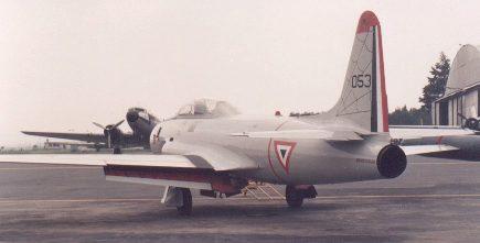 Proyecto de Restauración y Preservación de T-33 de la FAM Fam05