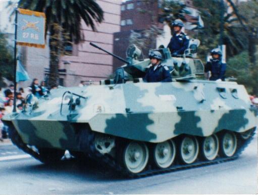 Vehiculo blindado Sedena-Henschel HWK-11 Mxa-07a