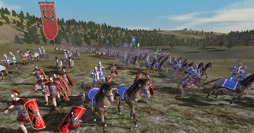 تحميل لعبة Chariots of War بمساحة 171 ميجا Chariot_charge_liam