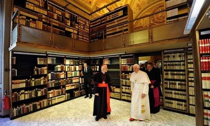 Почему Ватикан сфальсифицировал историю человечества? 5