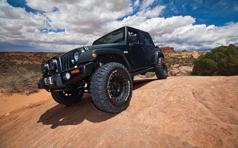 Jeep Wrangler для XPLORE Adventure Series Auto-001