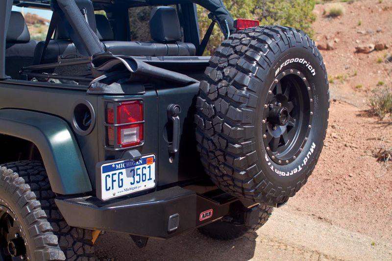 Jeep Wrangler для XPLORE Adventure Series Auto-005