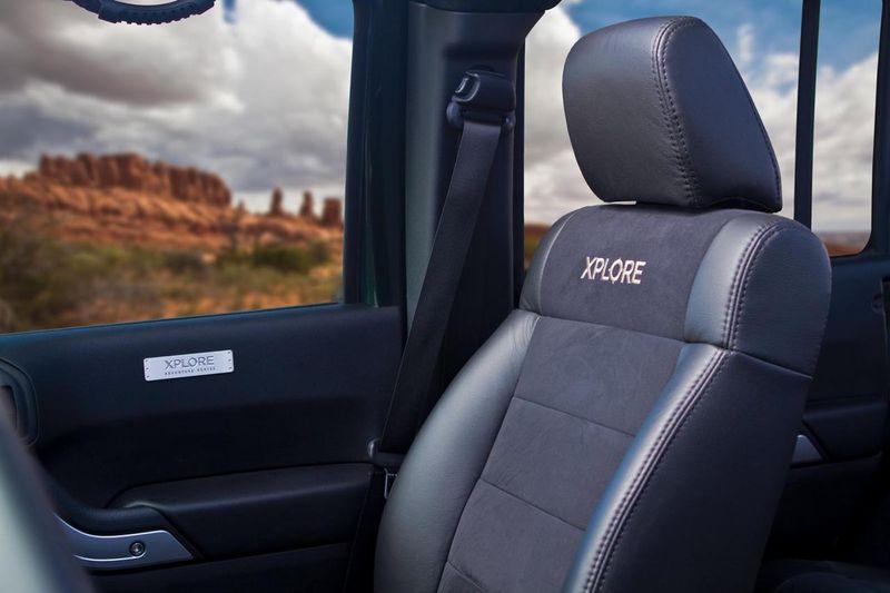 Jeep Wrangler для XPLORE Adventure Series Auto-007