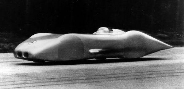 Самые известные скоростные рекорды 07