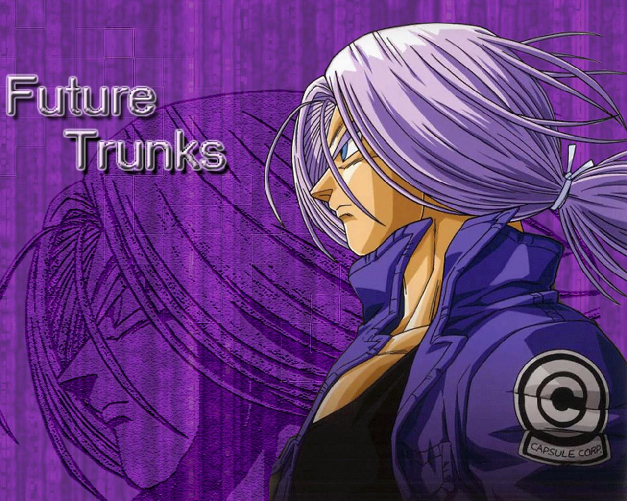 7 viên ngoc rồng các phần Future-trunks