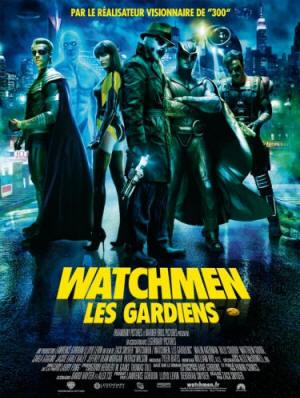 cinéma, cinéma ... tchi-tchaaaaaaa. Watchmen