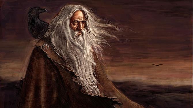 Про знаки от Богов (для рунологов и ритуалистов)  Odin1