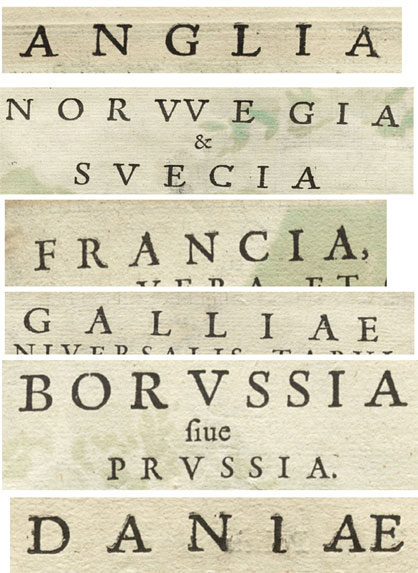 Возрождение - Информация к Размышлению 1595-mercator-atlas