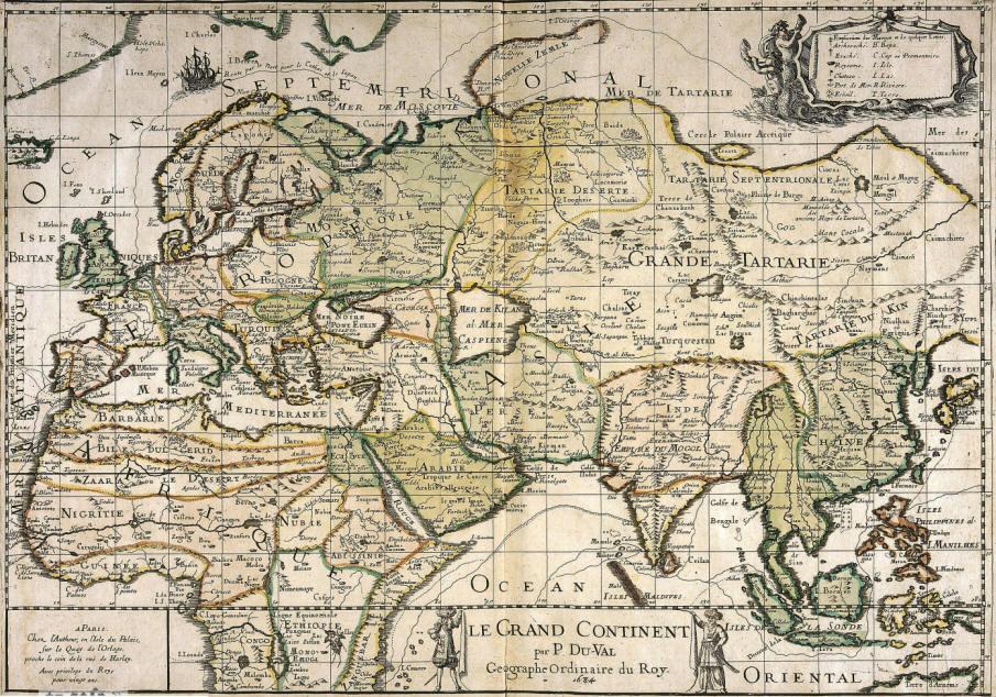 Возрождение - Информация к Размышлению 1684-Du-Val-le-Grand-Continent