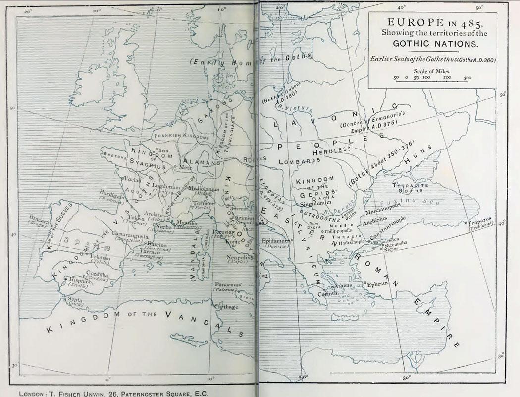 Возрождение - информация к размышлению - Страница 2 1891-Goth-Henry-Bradley-sm