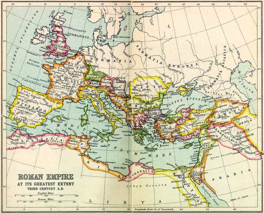 """Хронология + Локализация + """"Катастрофа 1500"""" - Страница 6 Roman-Empire-1"""