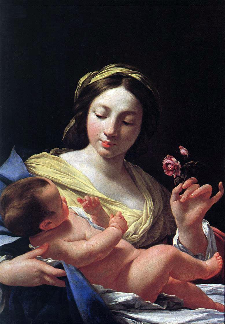 Возрождение - Информация к Размышлению Virgin-and-Child