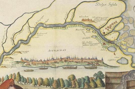 Возрождение - Информация к Размышлению Astrachan-1659