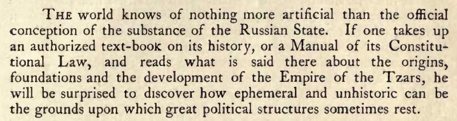 Возрождение - Информация к Размышлению R-1914