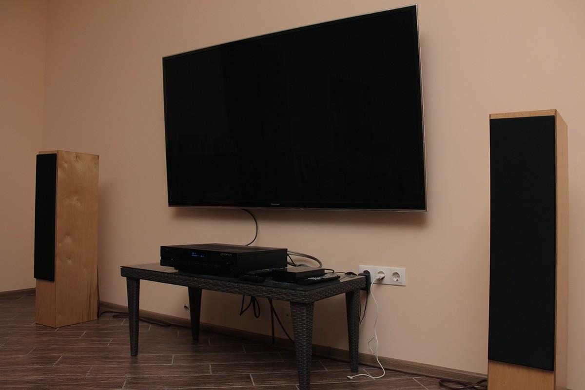 Акустические системы RUSH Morel_as_setup