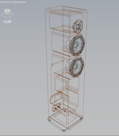 Акустические системы RUSH - Страница 3 RS-II-wire