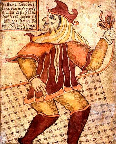 Скандинавские боги Loki