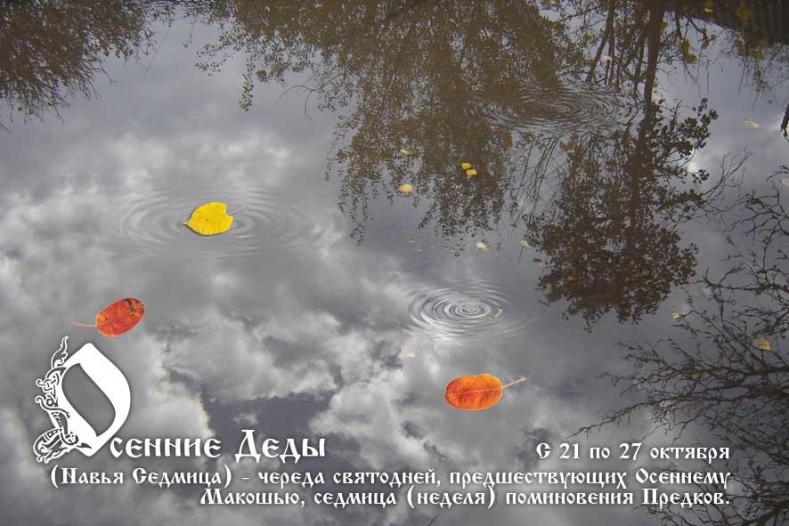Великая Велесова Ночь с 31 октября (листопада) на 1 ноября(груденя) 3782