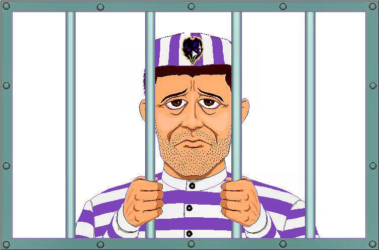 JULY 5: The Mid Week ZAP CRAP Jail-bird