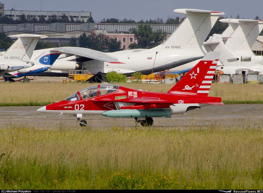 Yak-130: News - Page 2 114156
