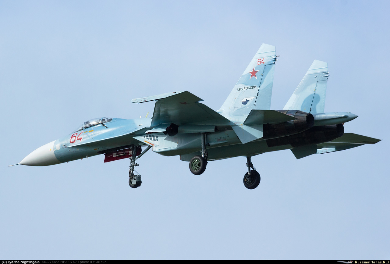 Russian Air Force numbers and procurement plans - Page 9 136725