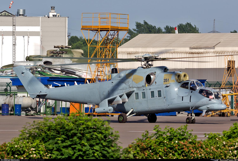 Mi-24/35: Opciones de modernización para el Hind 137853
