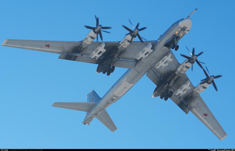 """Tu-95MS """"Bear"""" 157289"""