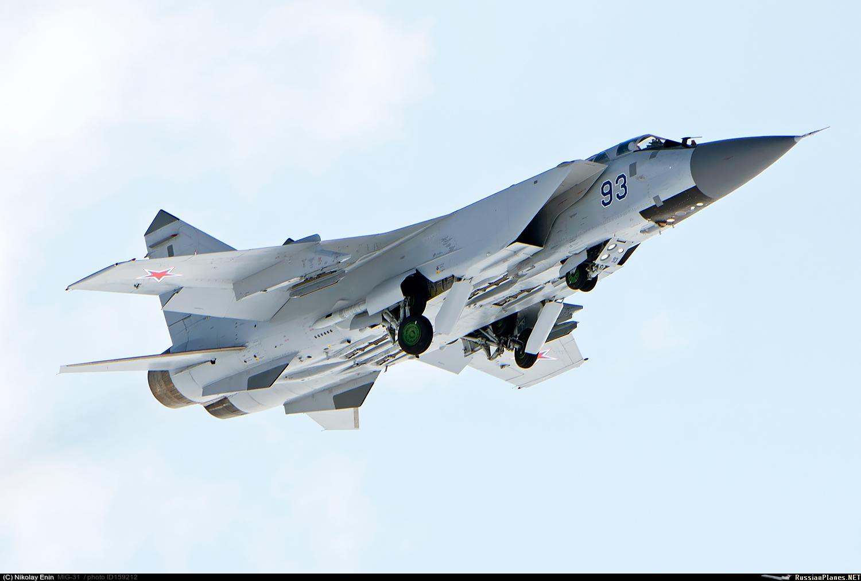 MiG-31BM Interceptor: News - Page 16 159212