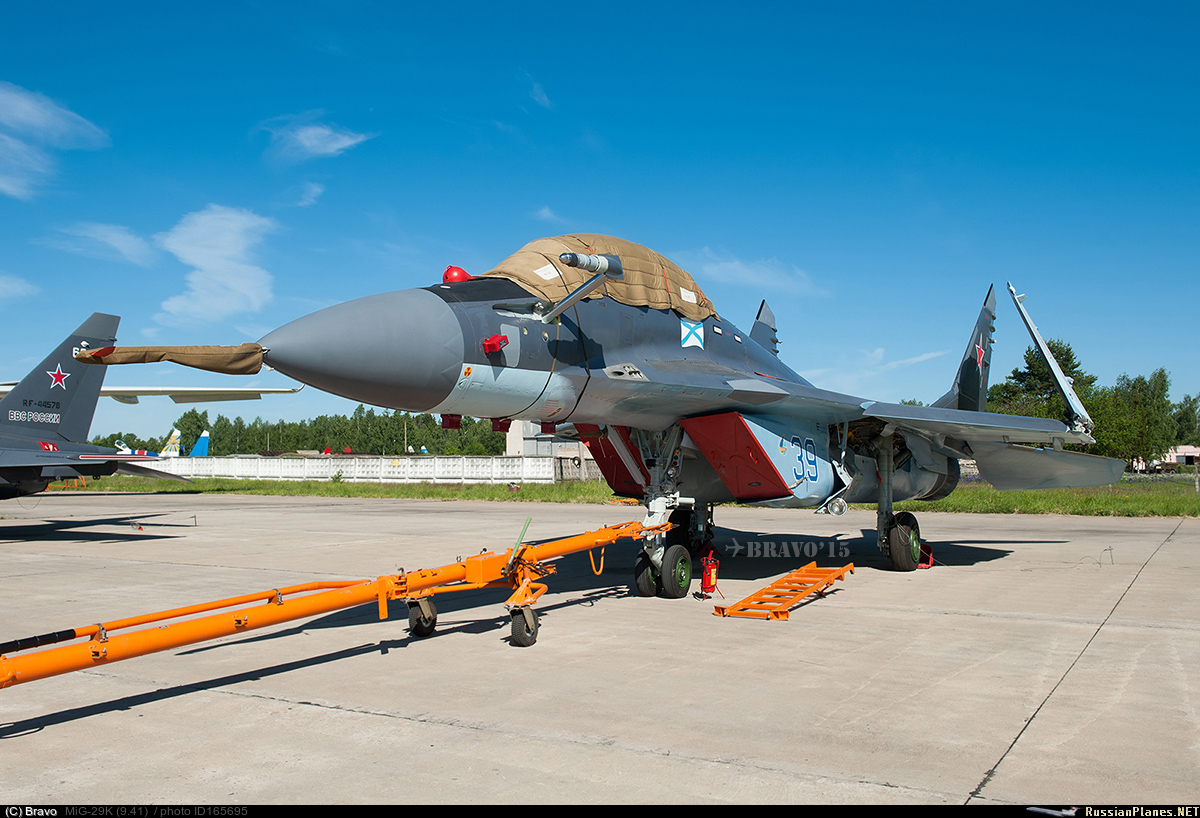 MiG-29K: News and info - Page 6 165695