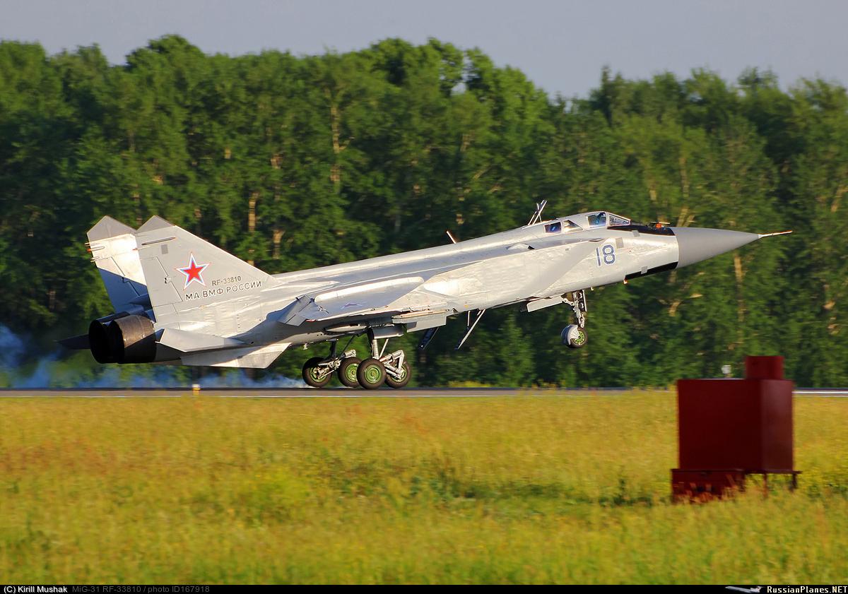 MiG-31BM Interceptor: News - Page 16 167918