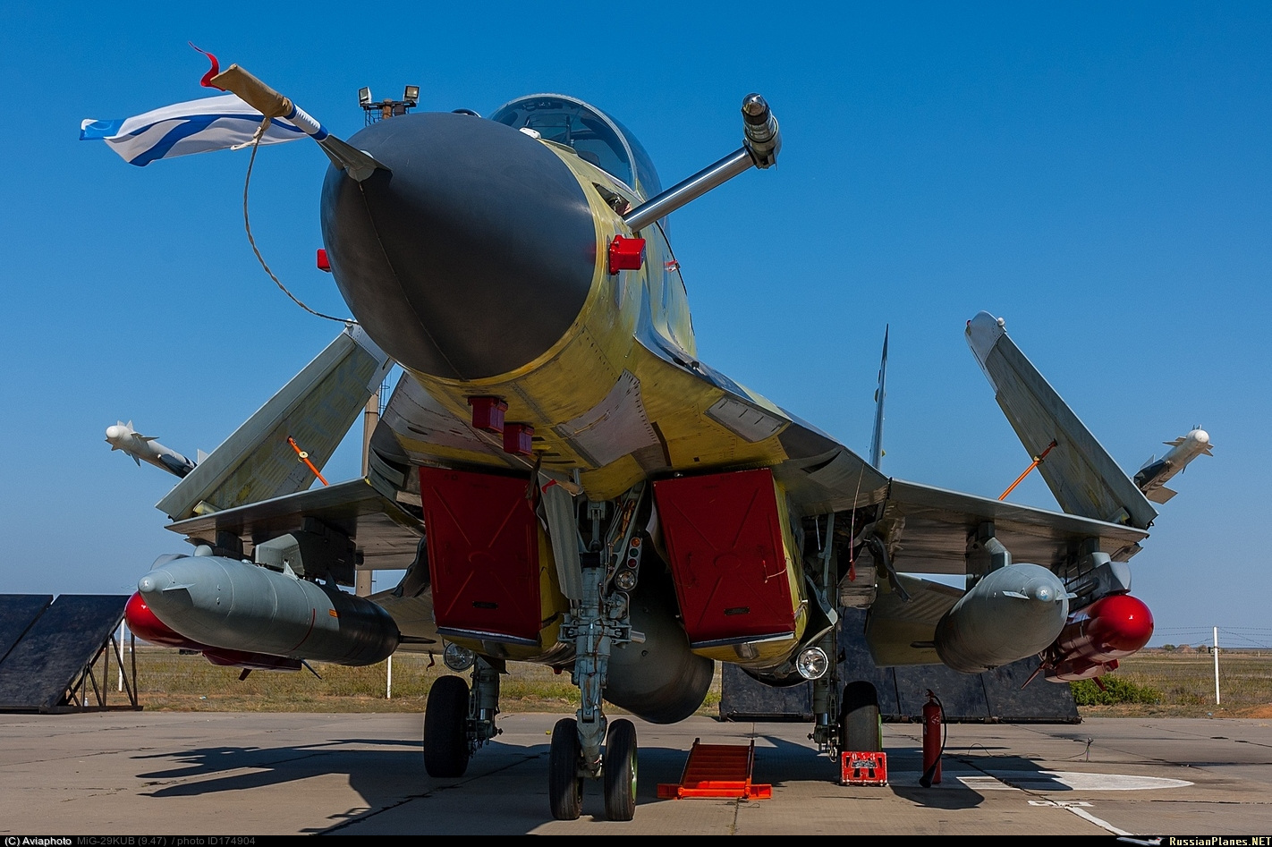 MiG-29K: News and info - Page 6 174904