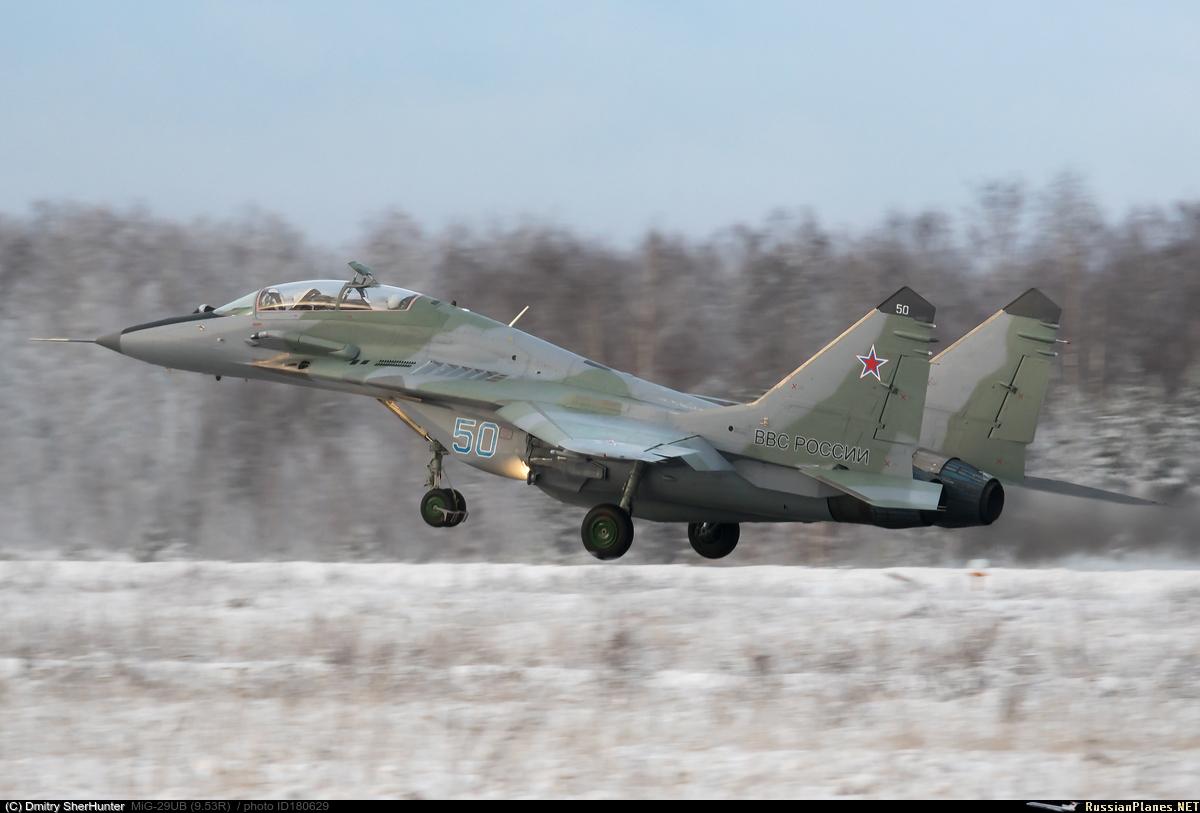 MiG-29/ΜiG-35 Fulcrum: News - Page 20 180629
