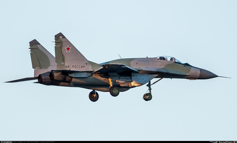 MiG-29/ΜiG-35 Fulcrum: News - Page 22 181915