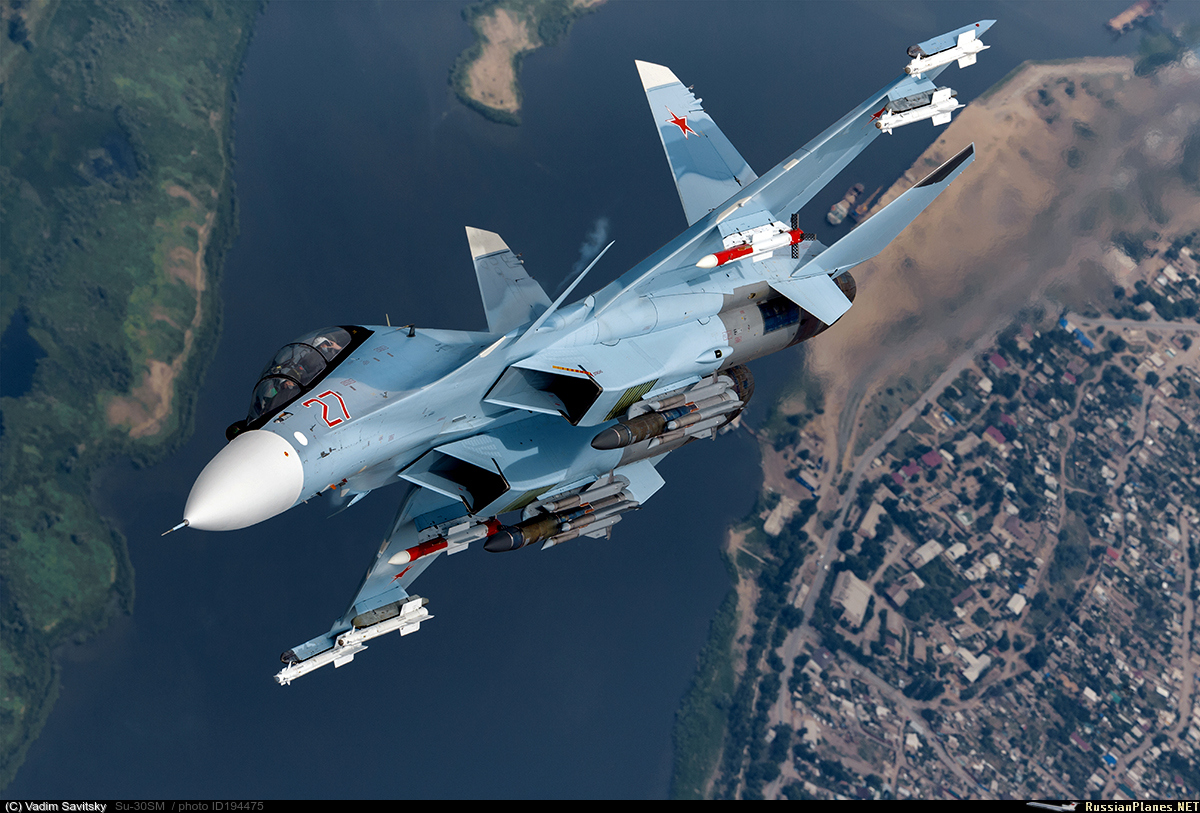 Su-30 for Russian Air Force - Page 22 194475