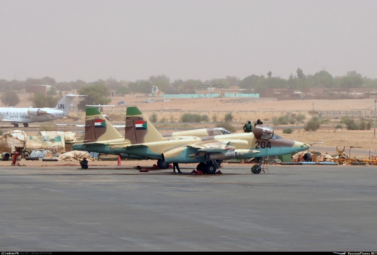 Armée Soudanaise / Sudanese Armed Forces ( SAF ) - Page 2 070162